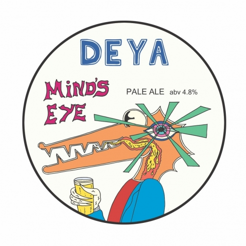 Deya Mind's Eye (2 Pint Minimum)
