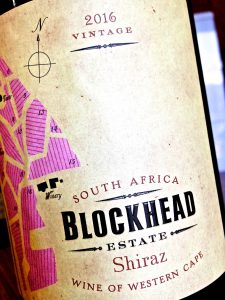 Blockhead Shiraz