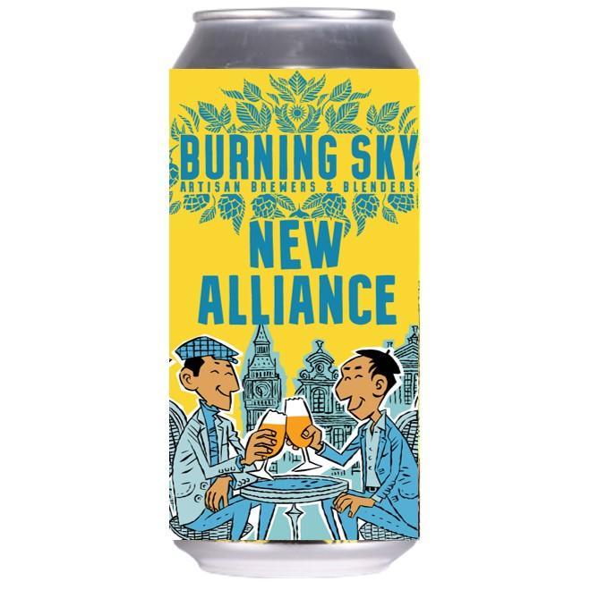 Burning Sky New Alliance
