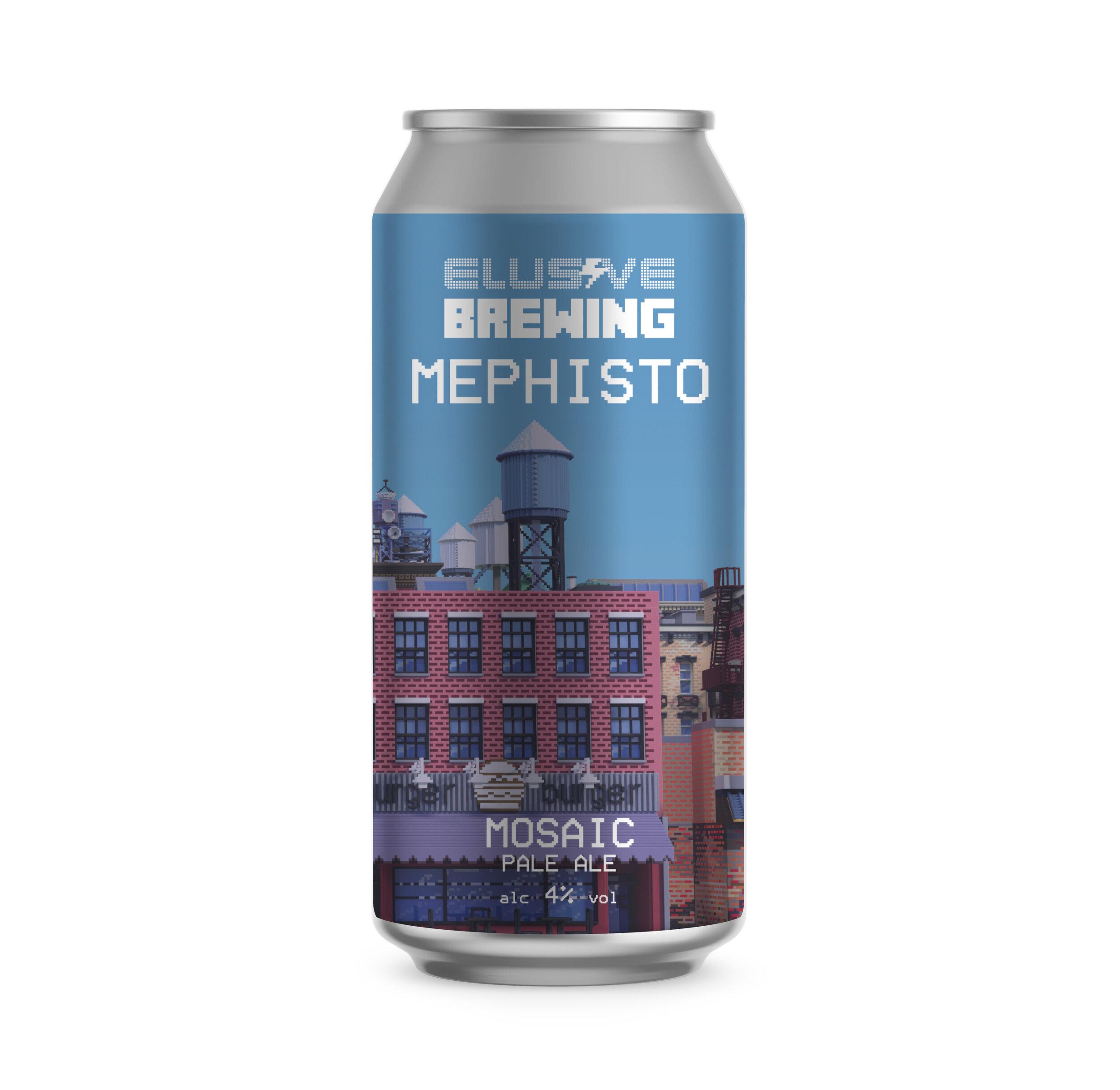 Elusive - Mephisto