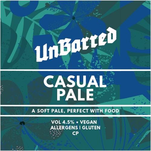 Unbarred - Casual Pale