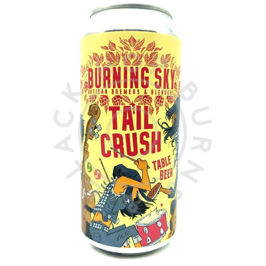 Burning Sky Tail Crush