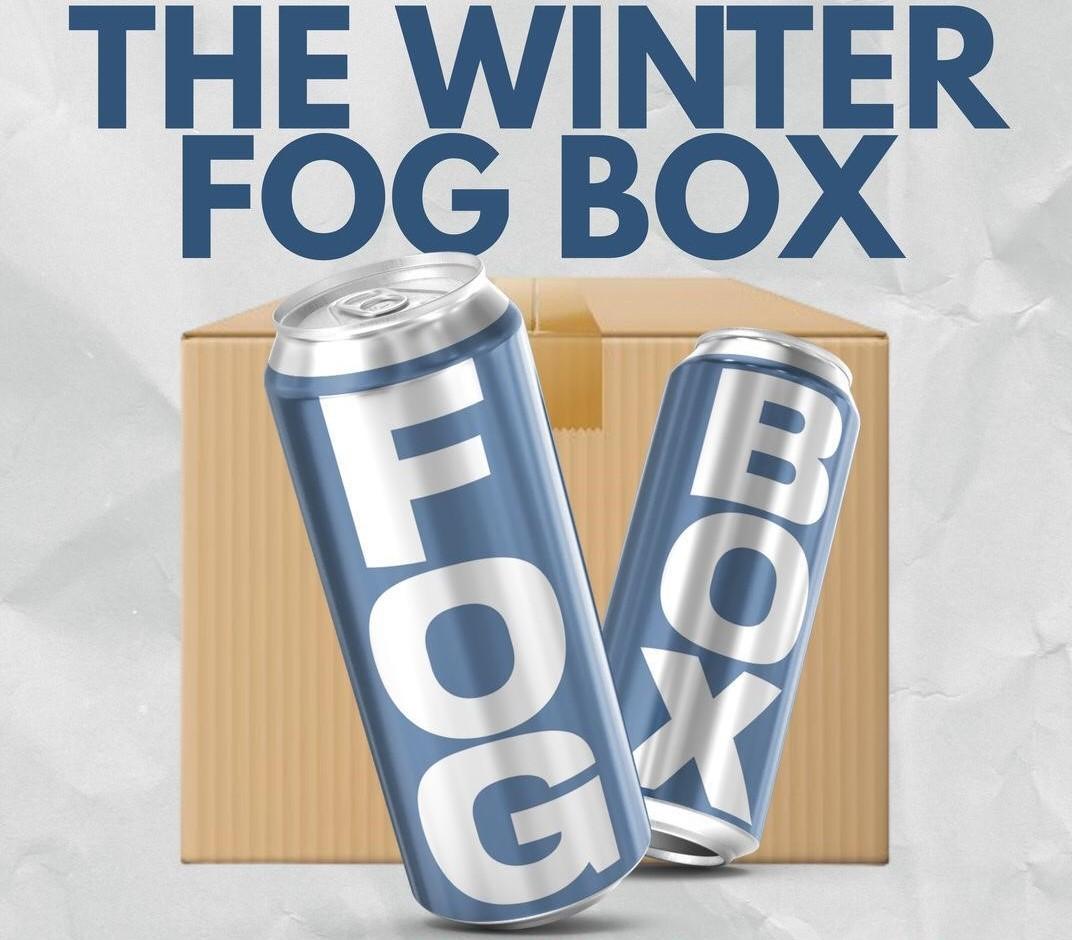 Fog Box LOCAL DELIVERY