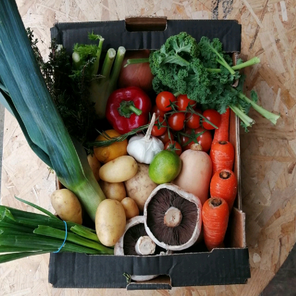 Veg Box (Contents will change)