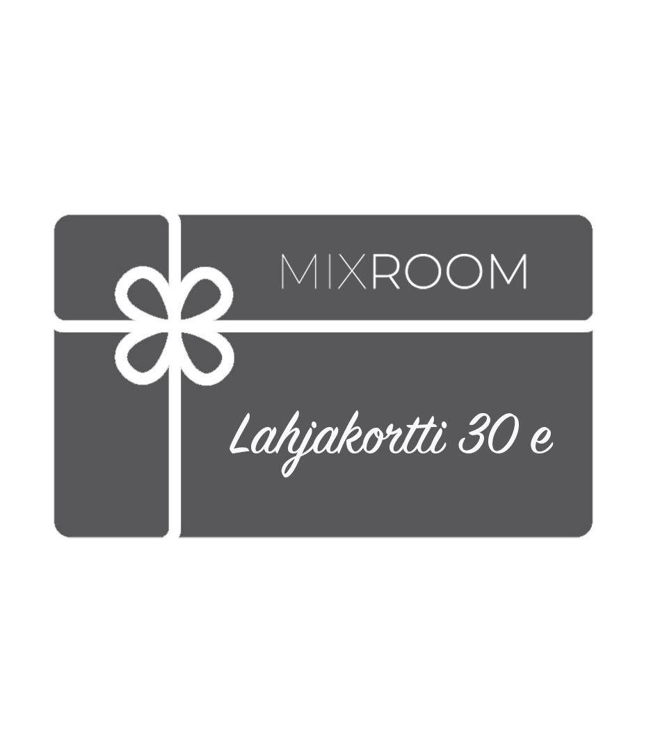MIXROOM Lahjakortti