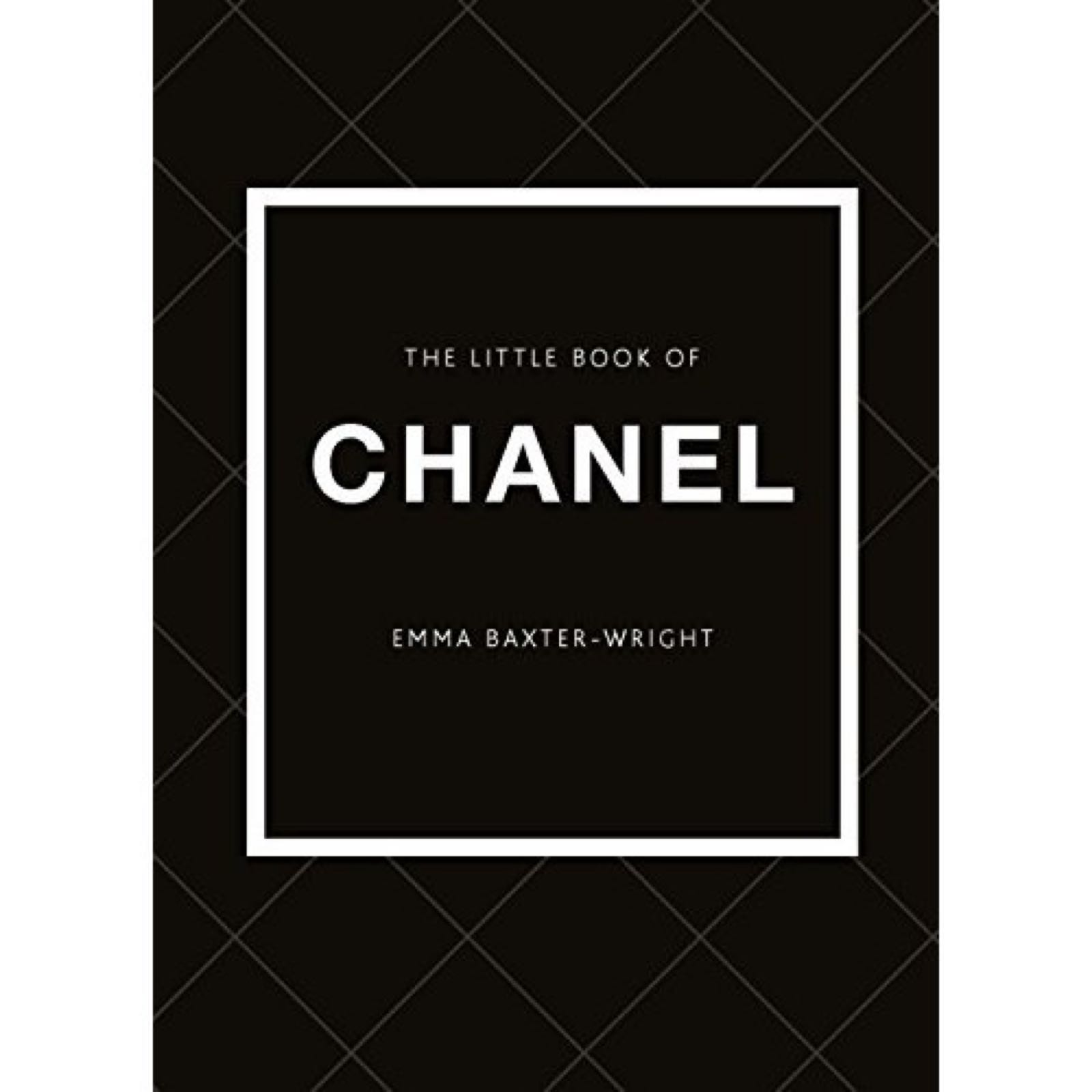 Little book of Chanel hard back book