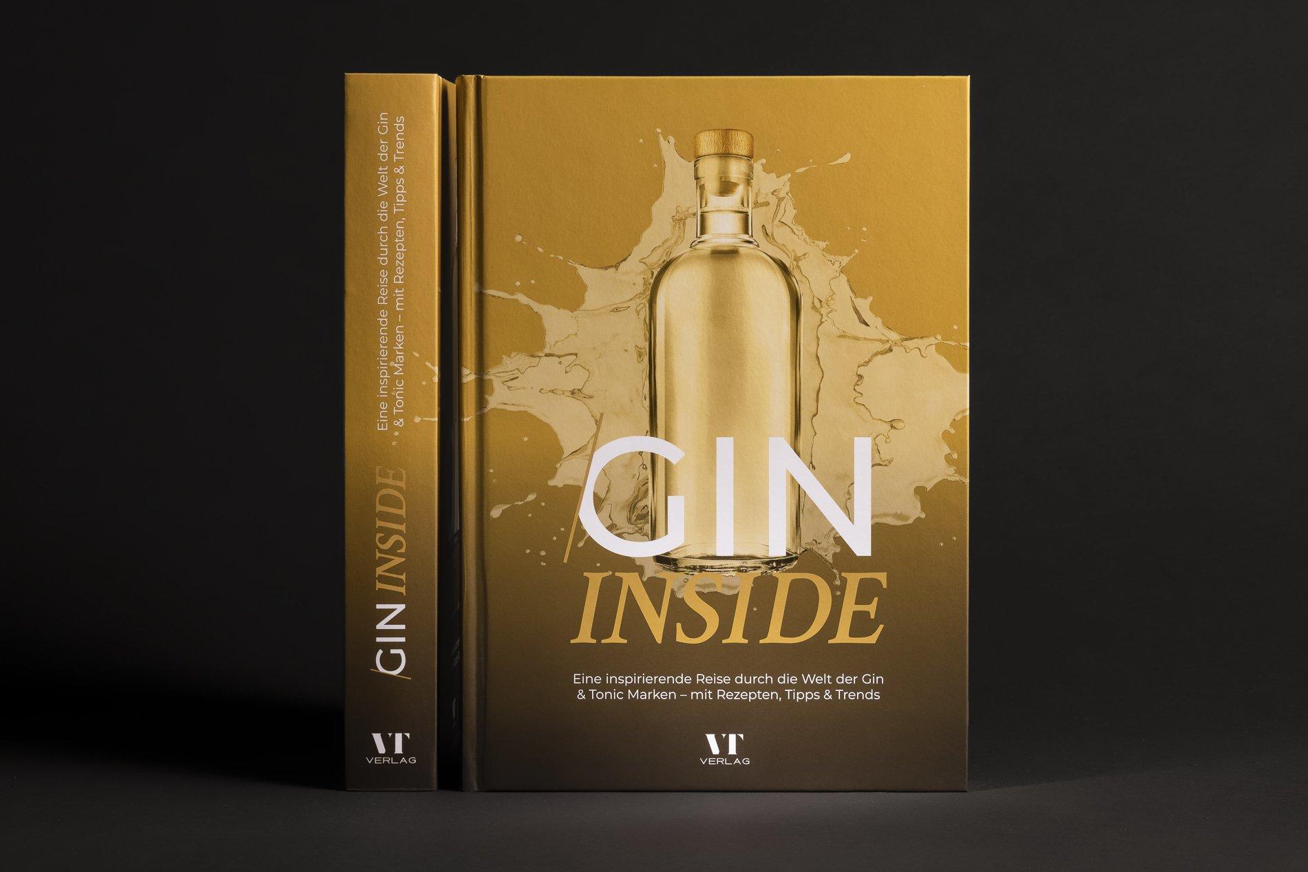 GIN INSIDE BUCH