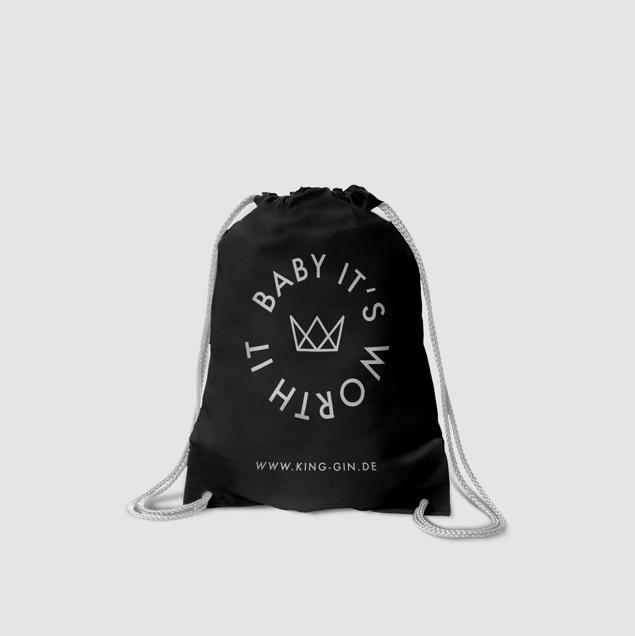 The King Gin - Bag