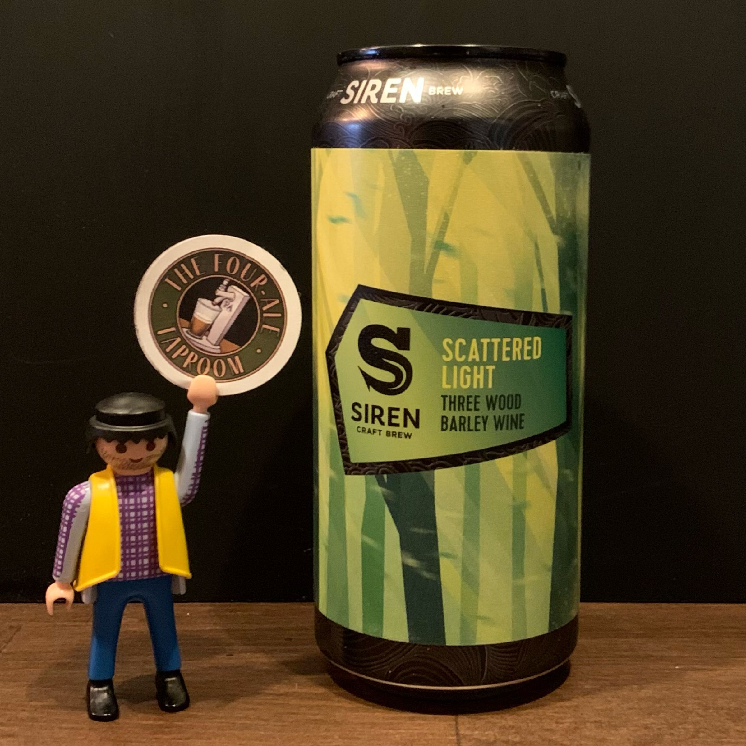 Siren Craft - Scattered Light - Barleywine - 10%