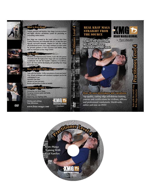 DVD Practitioner 4