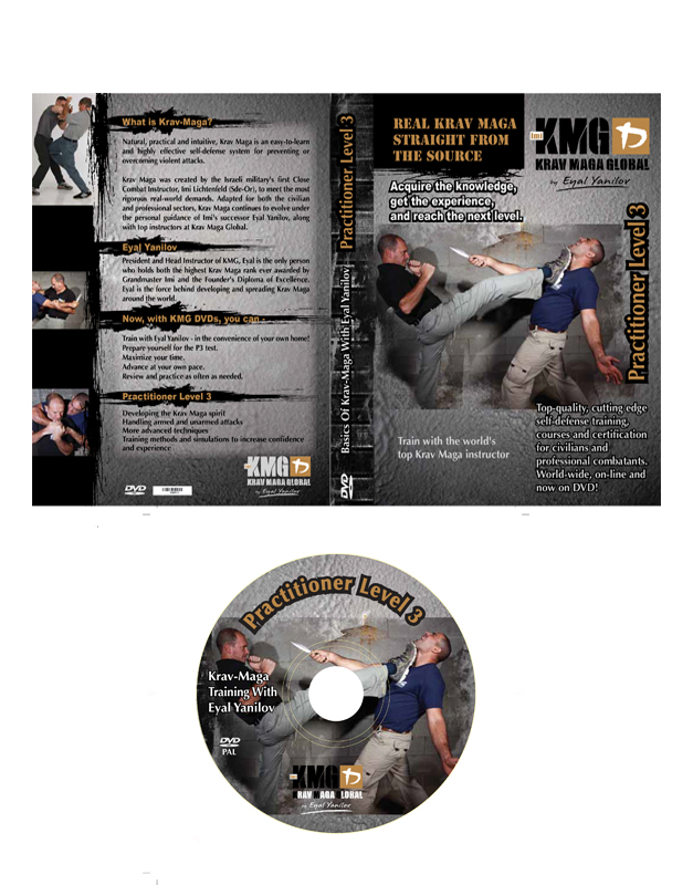DVD Practitioner 3