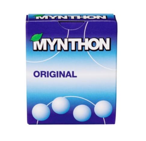 Mynthon pastiller Rekrutt
