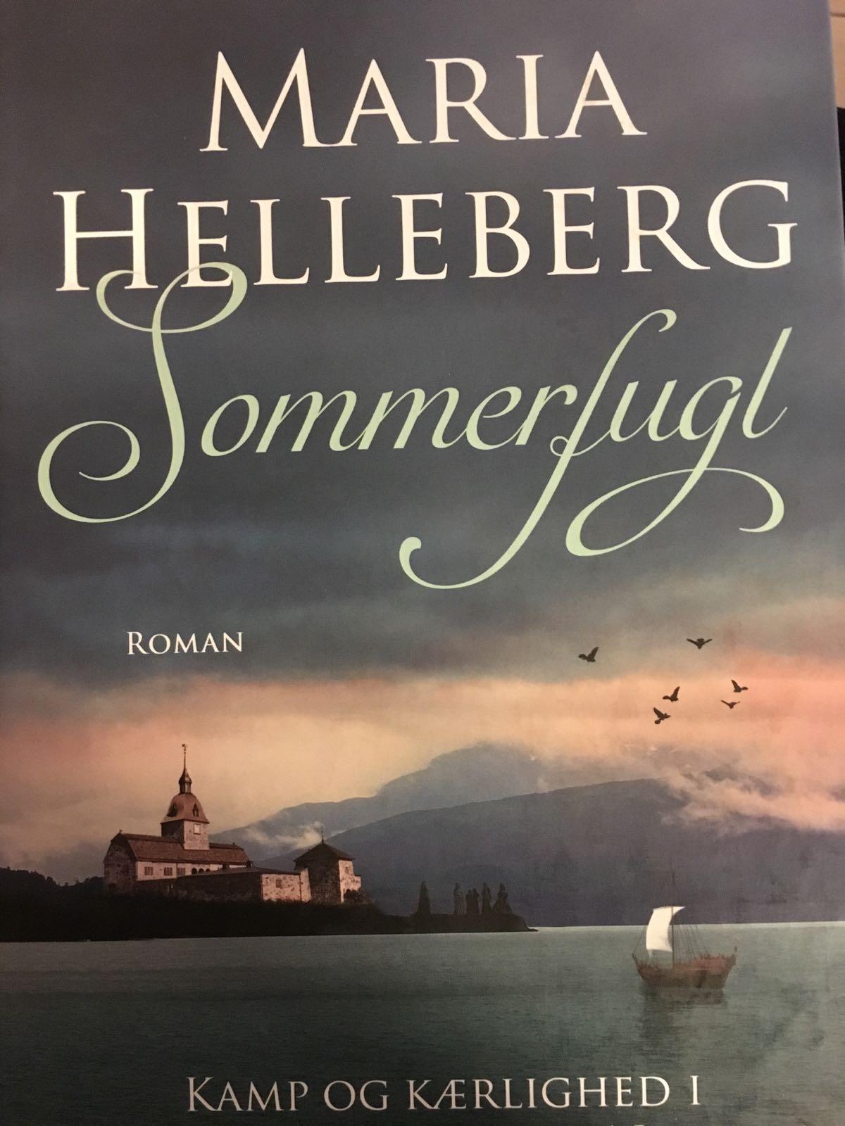 Sommerfugl af Marie Helleberg