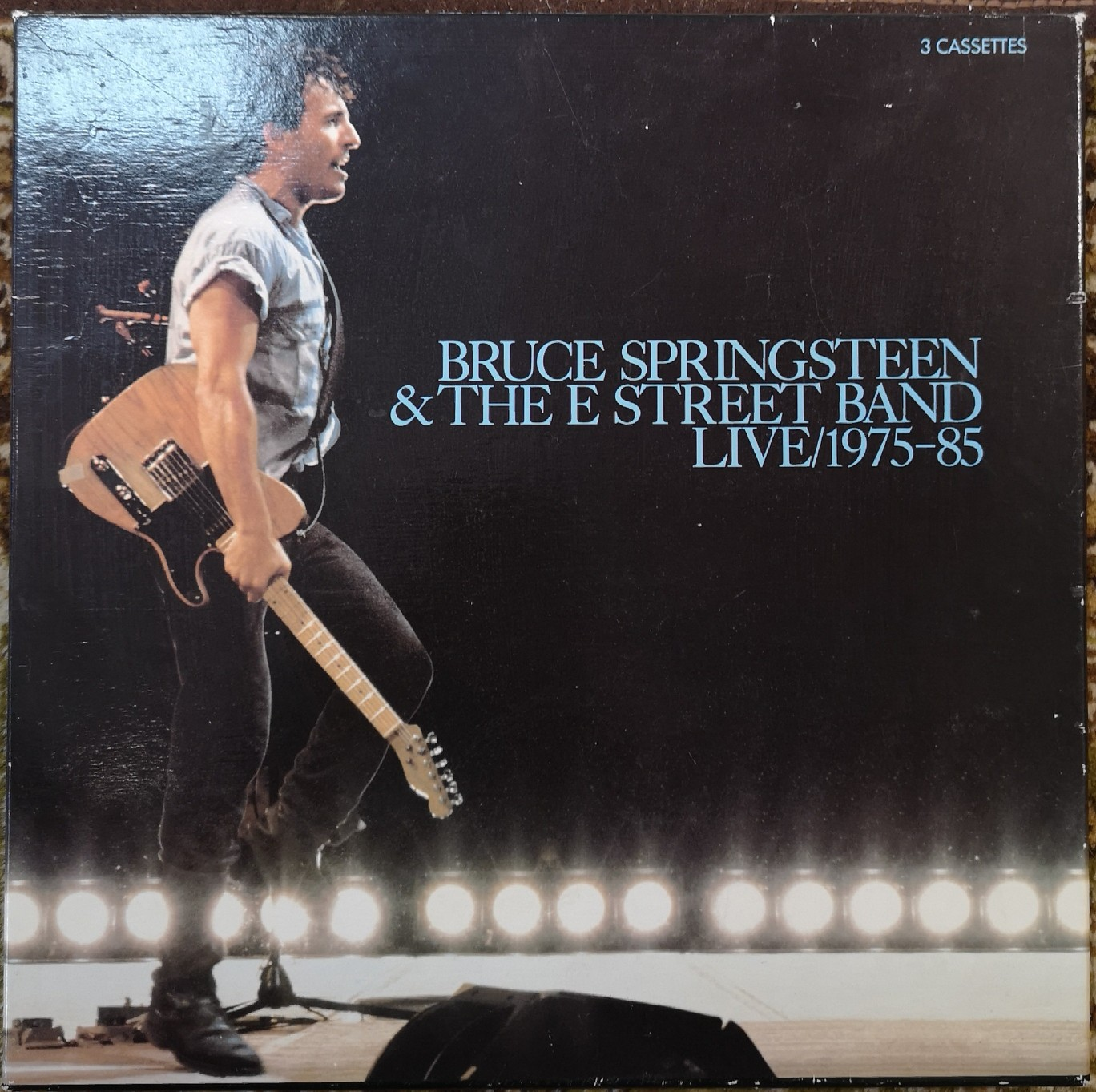Bruce Springsteen& The E-Street band collection