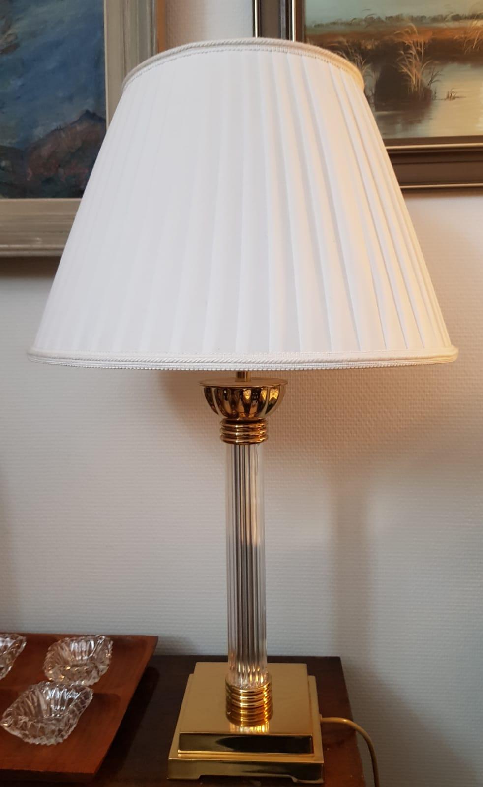 Kaunis italialainen Zonca lighting pöytävalaisin