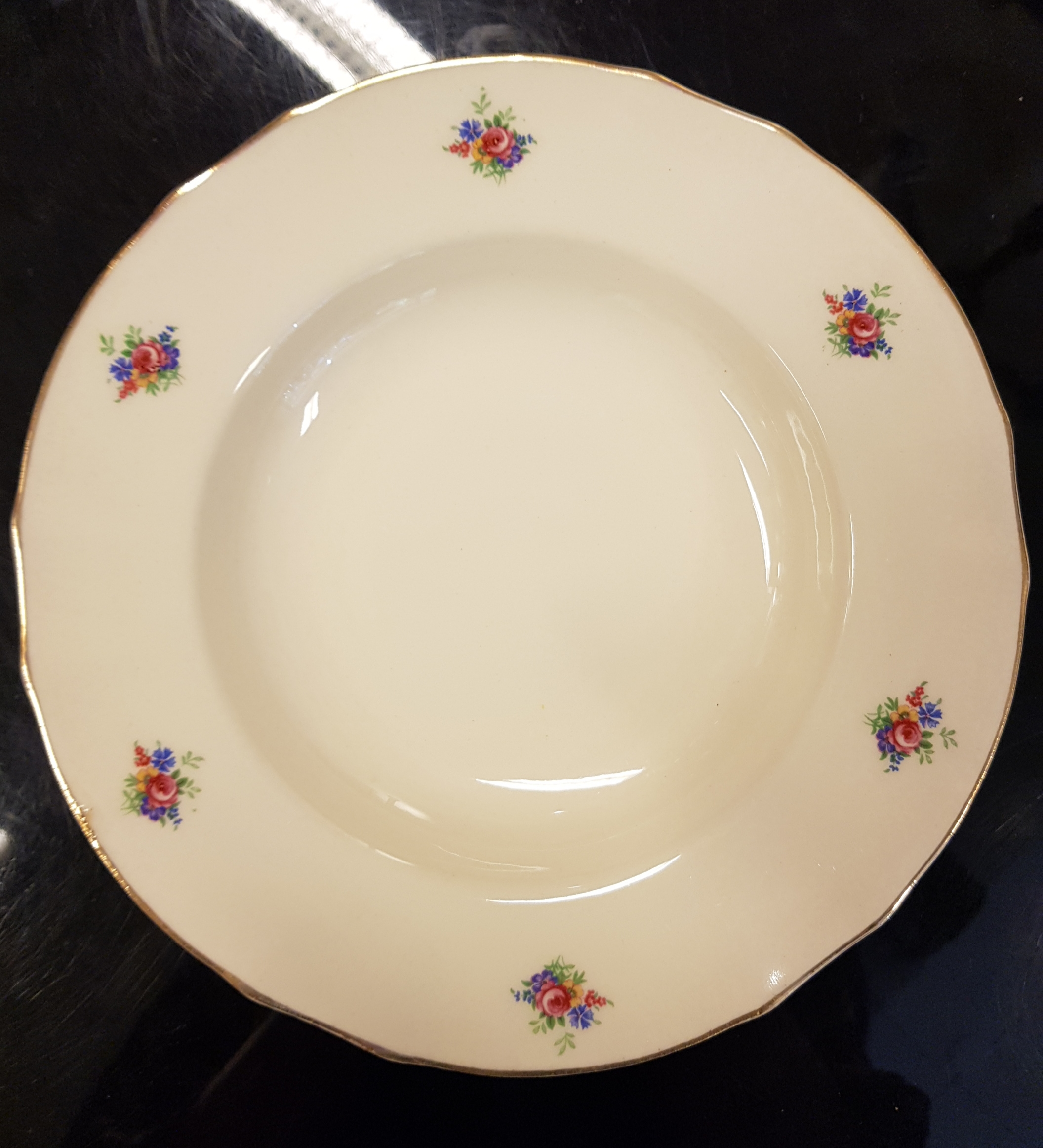 Arabian selma syvät lautaset 6kpl