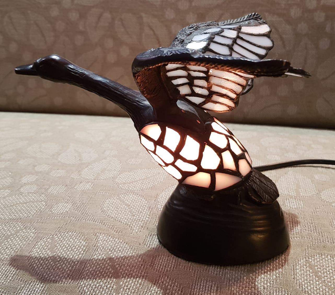 Pieni tiffany lamppu