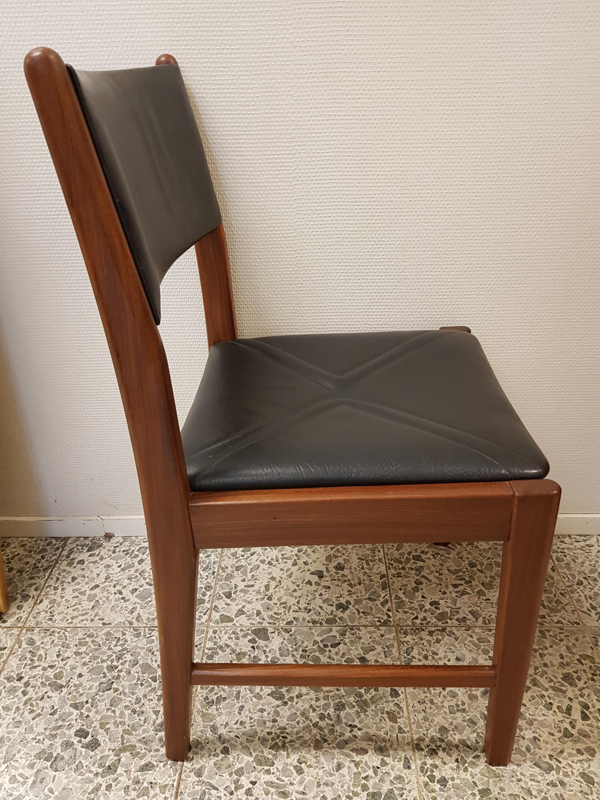 Teak tuoli