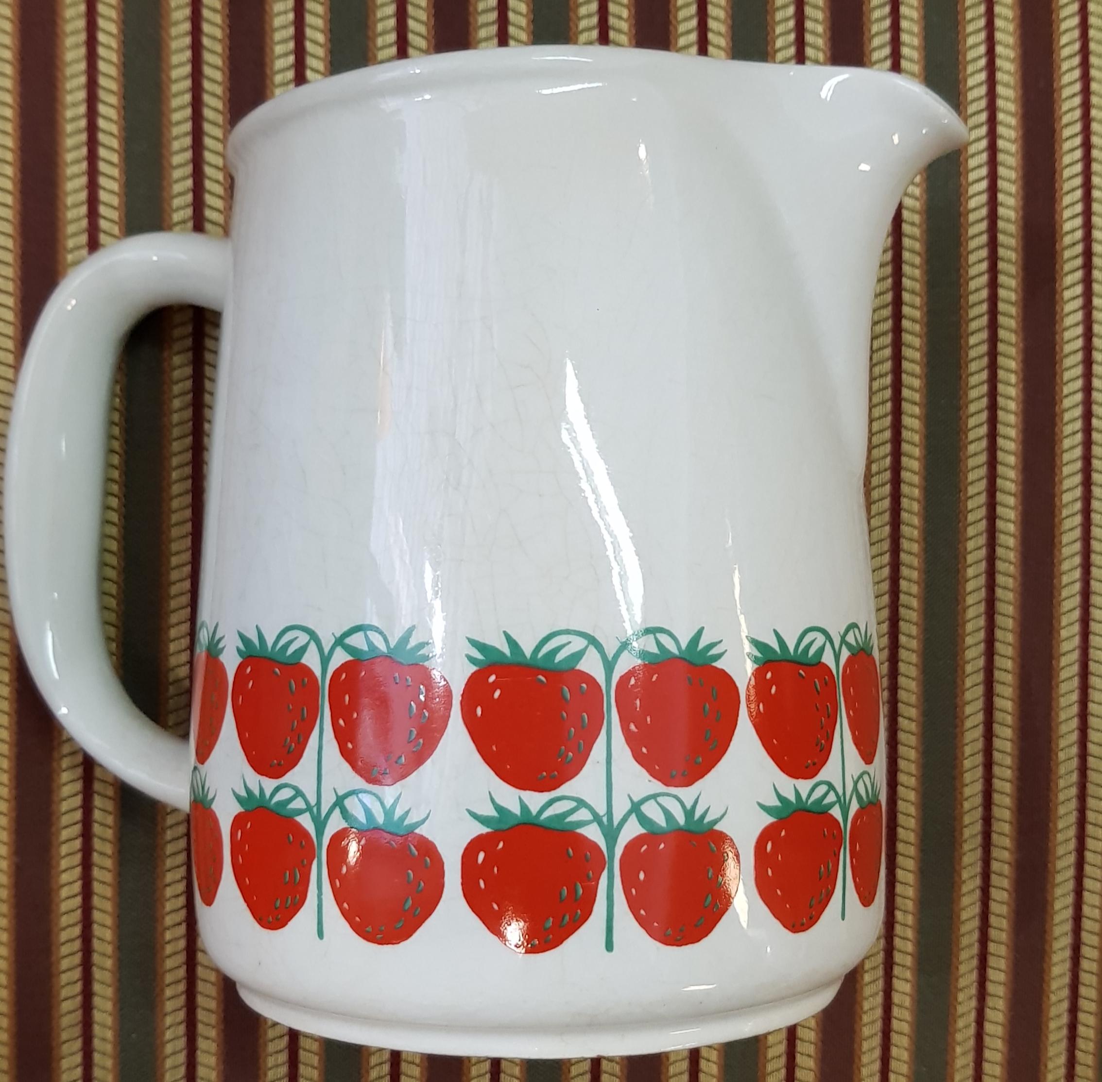 Pomona mansikkakannu, arabia