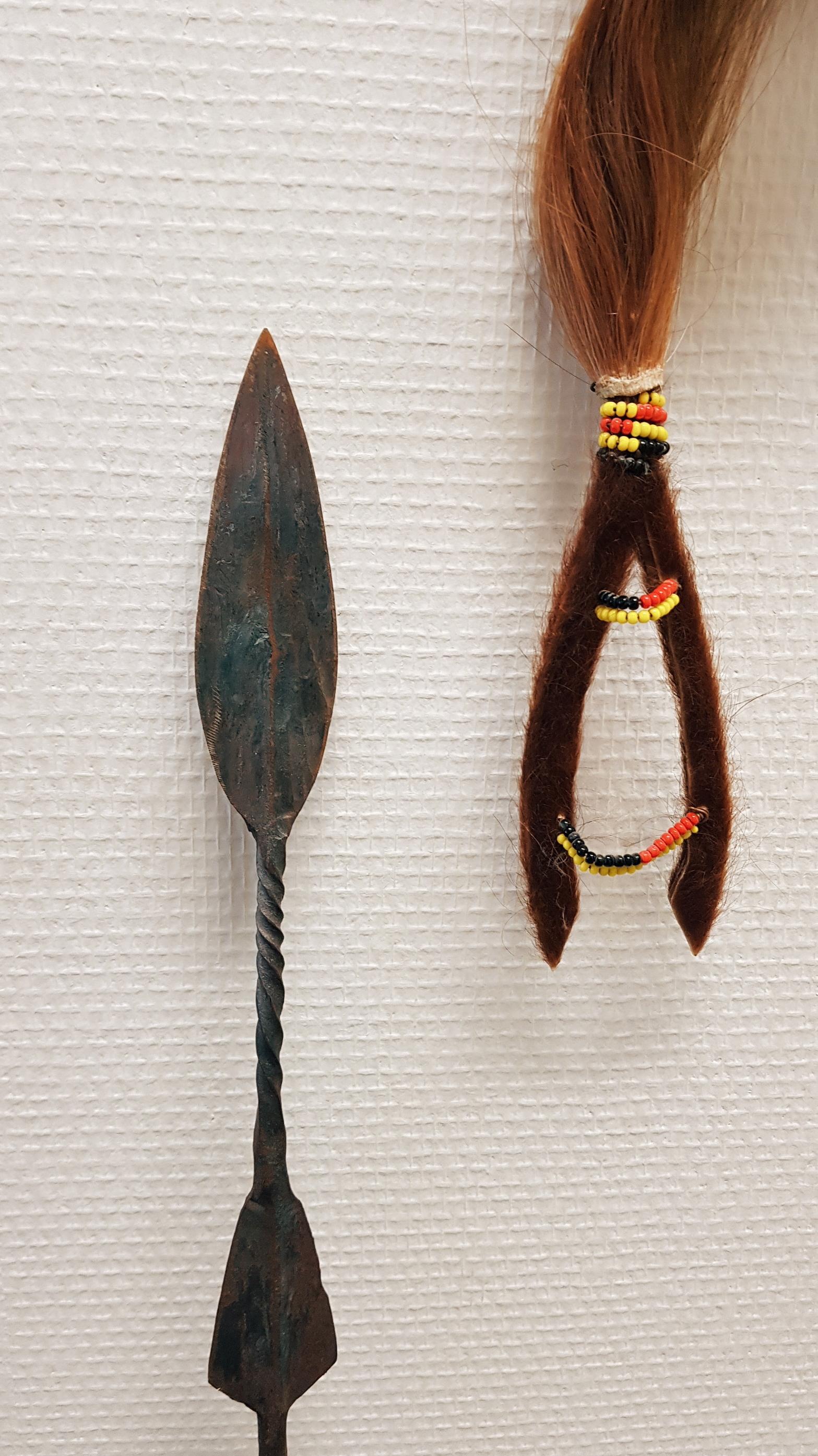 Afrikkalainen metsästyskeihäs