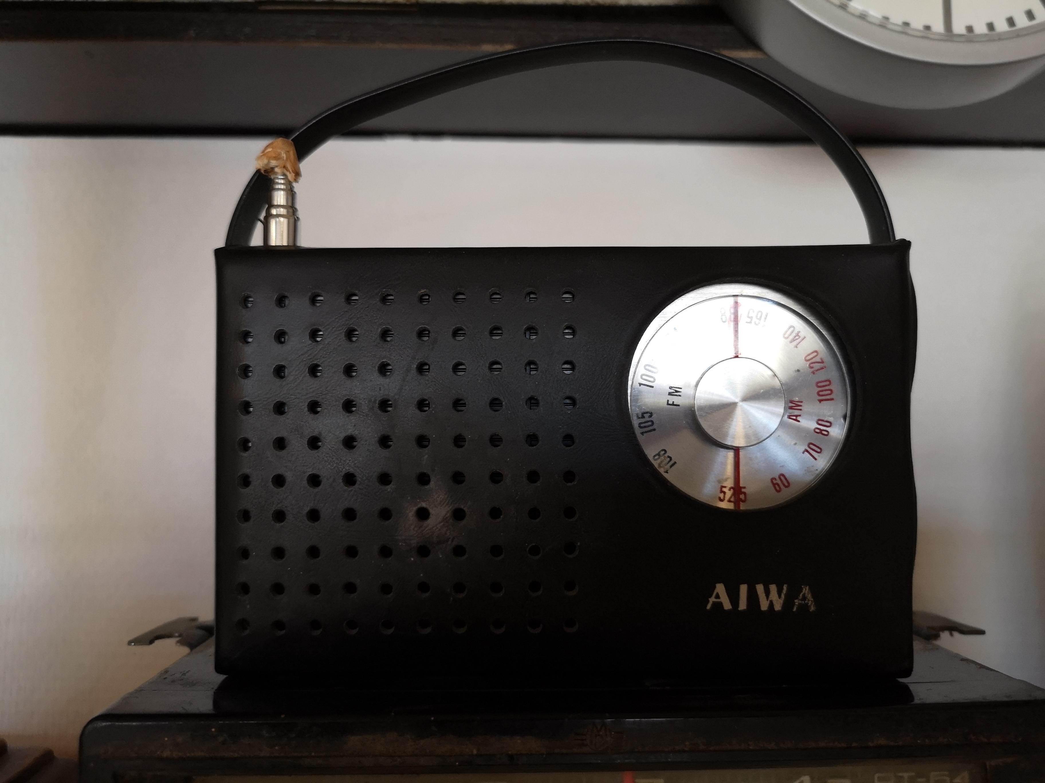 Aiwa matkaradio