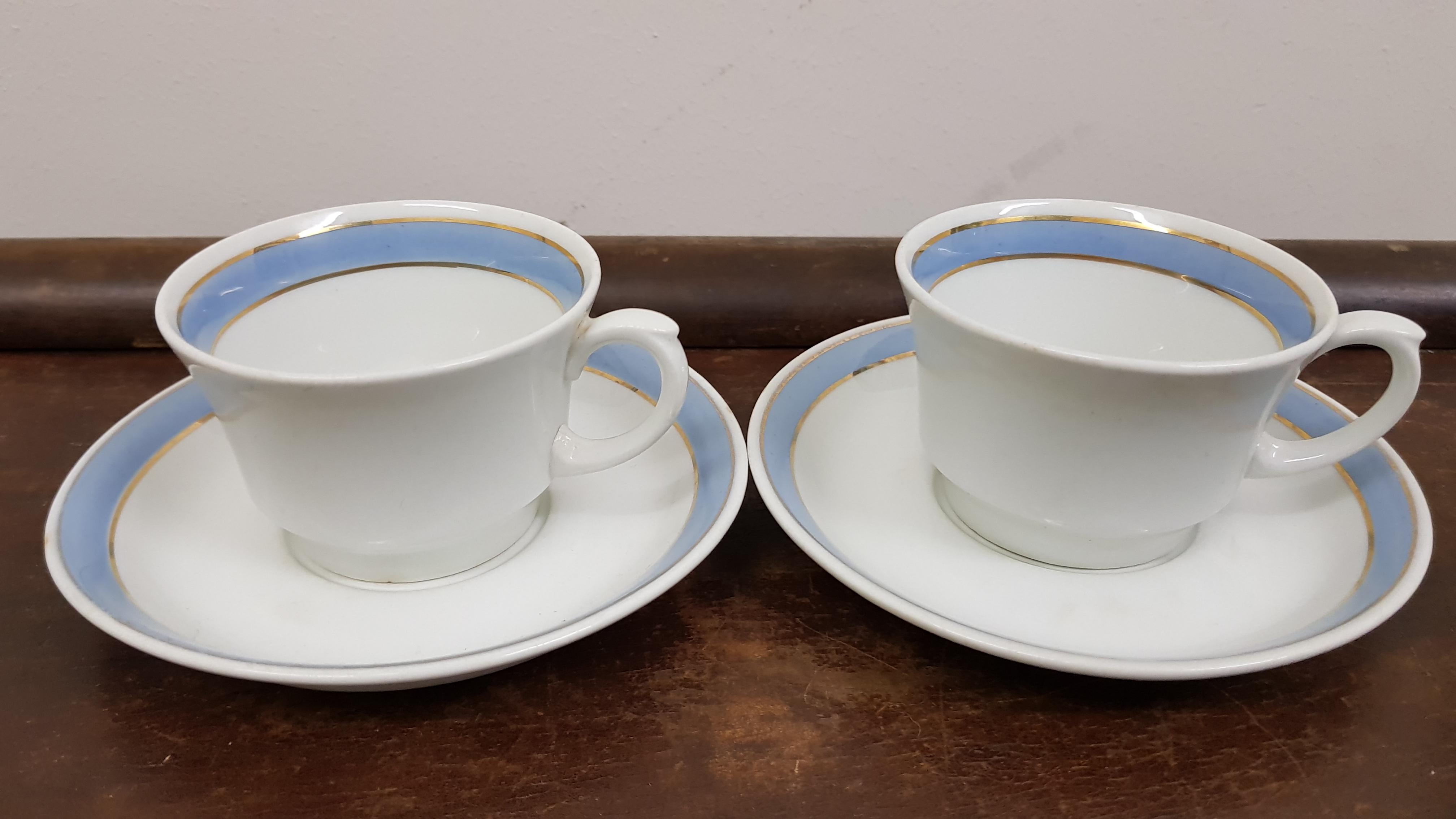 Arabia kahvikuppi pari