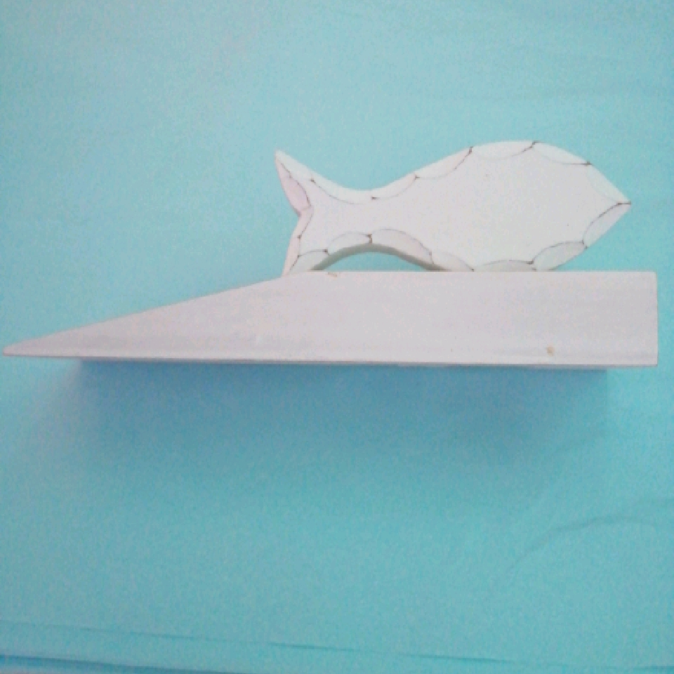 Fish door wedge