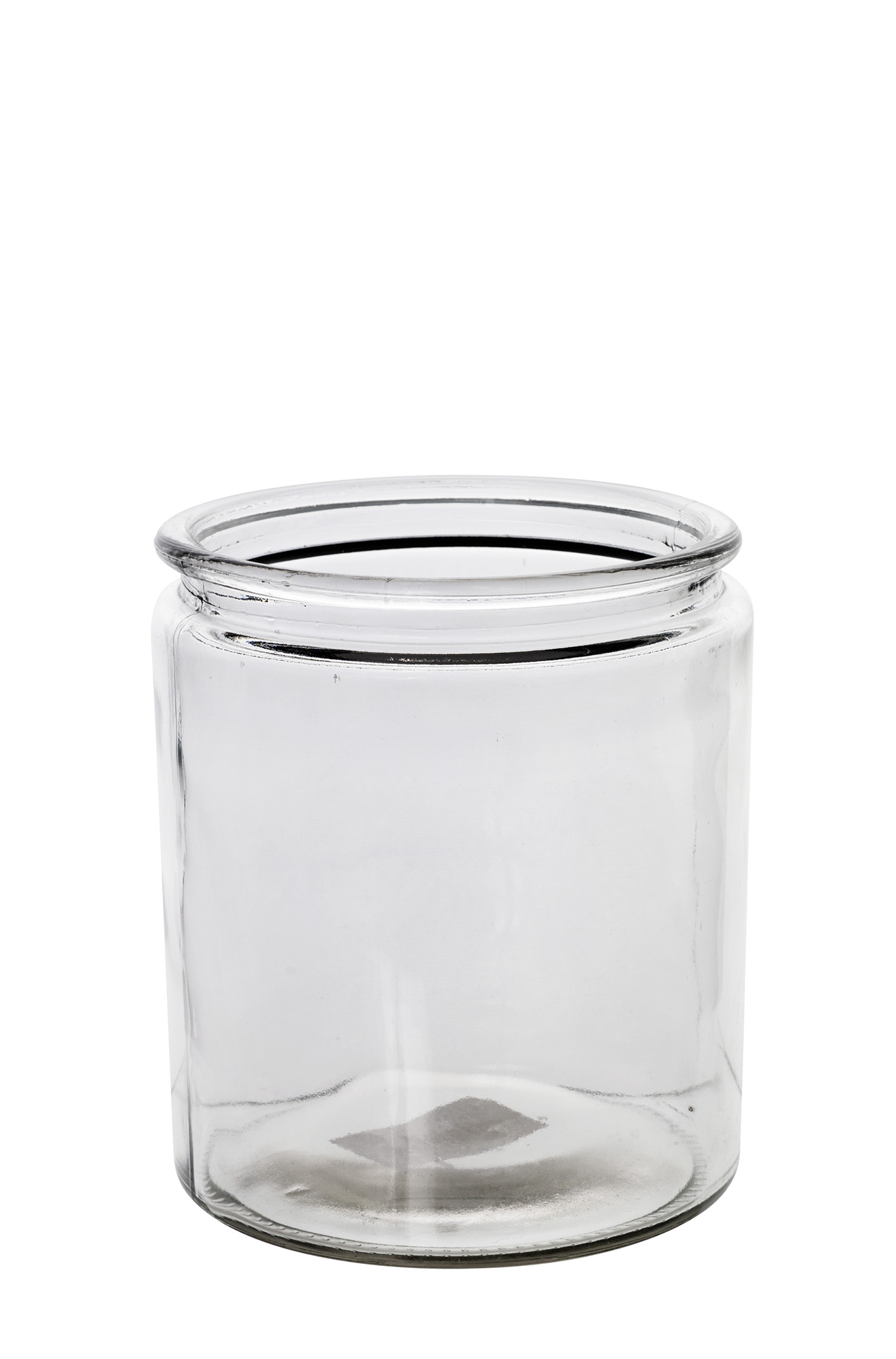 Glasvas återbruk