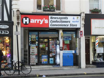 HARRY'S NEWSAGENTS LIMITED