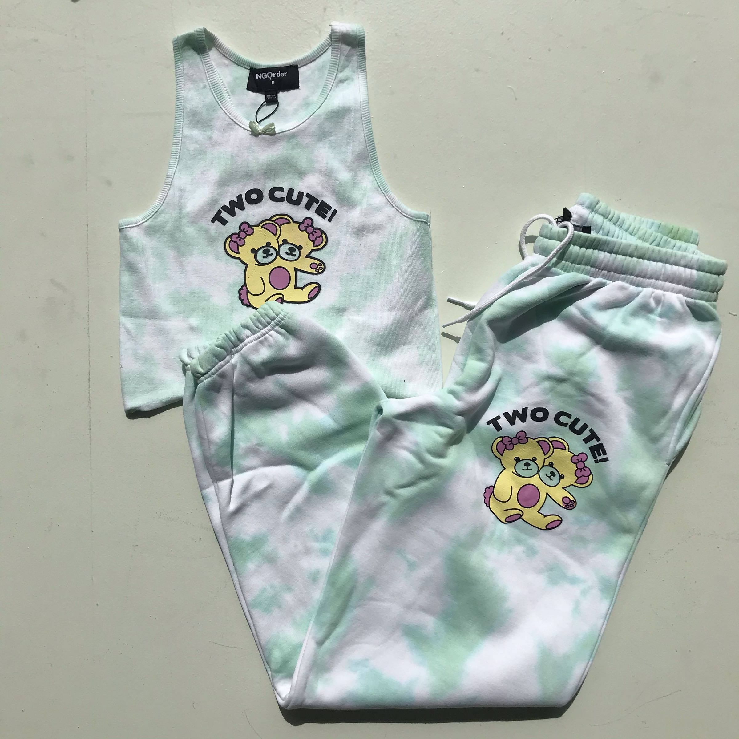 New Girl Order Two Cute Jogger