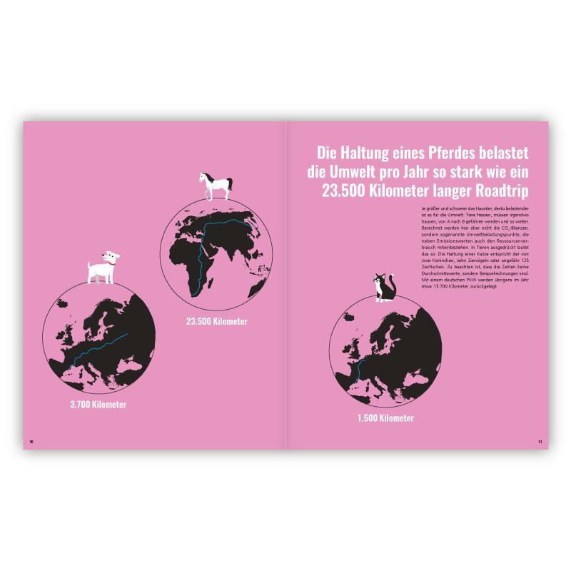 KATAPULT - Atlas: 102 grüne Karten zur Rettung der Welt