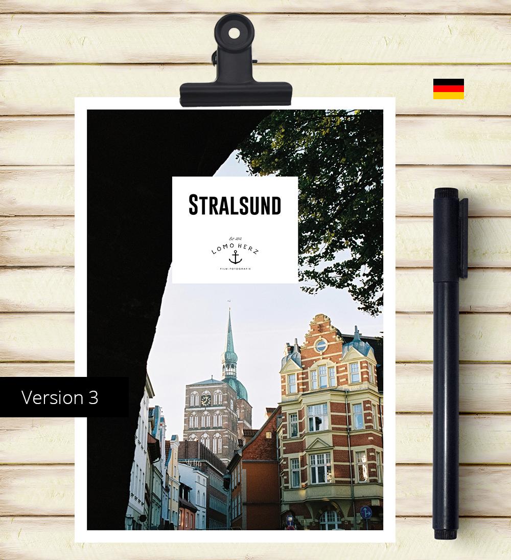 Lomoherz - Stralsund Kalender