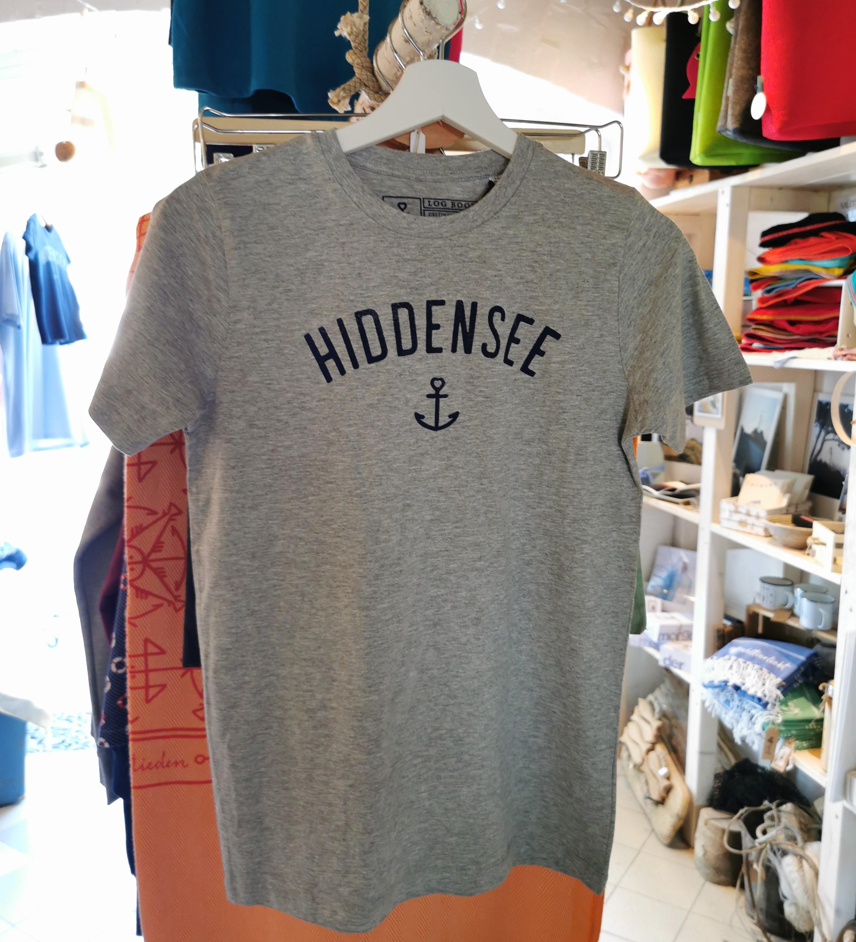 Hiddensee Kids Shirt - Anker
