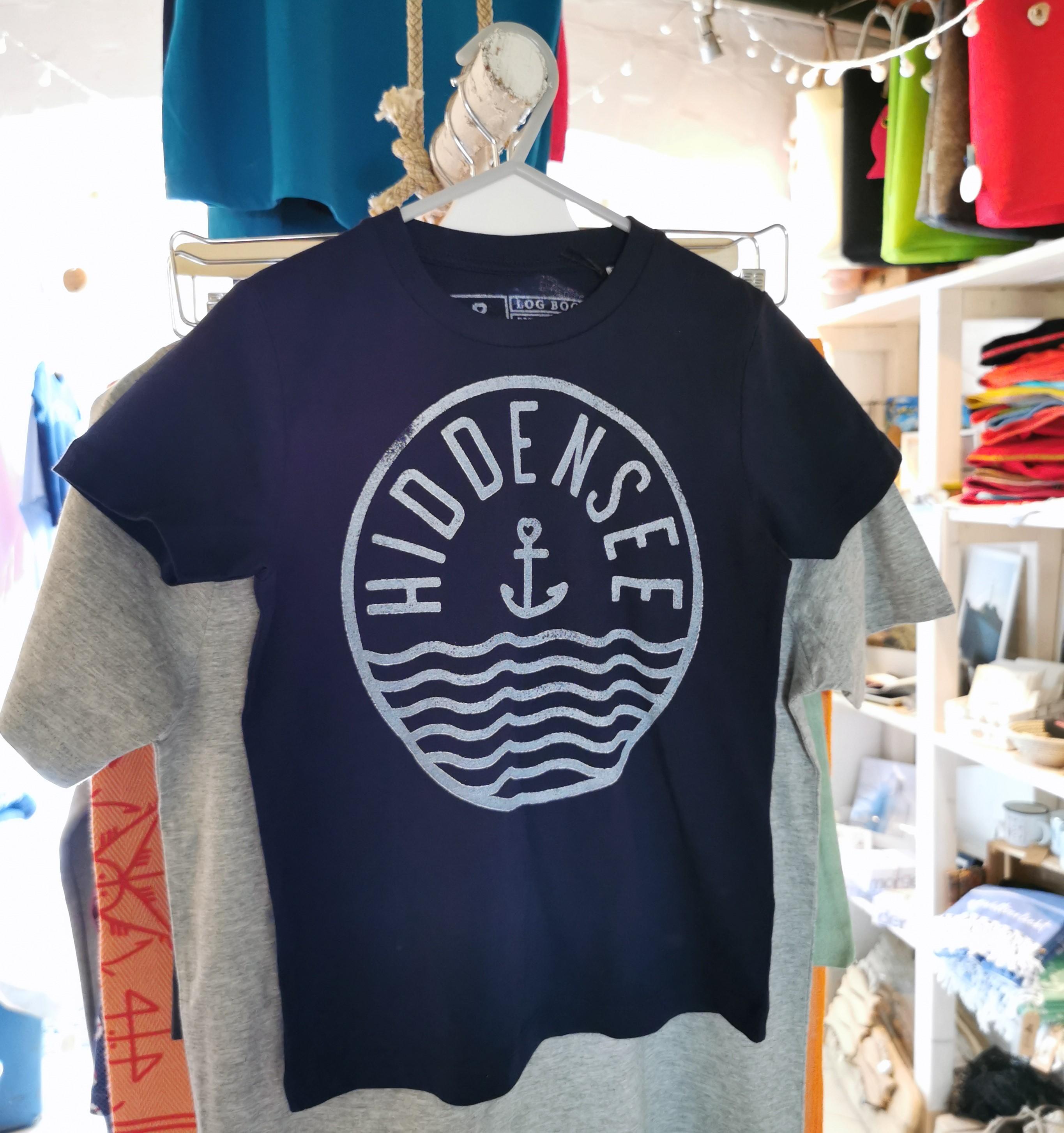 Hiddensee Kids Shirt - Kreis