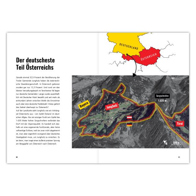 KATAPULT - 55 kuriose Grenzen und 5 bescheuerte Nachbarn