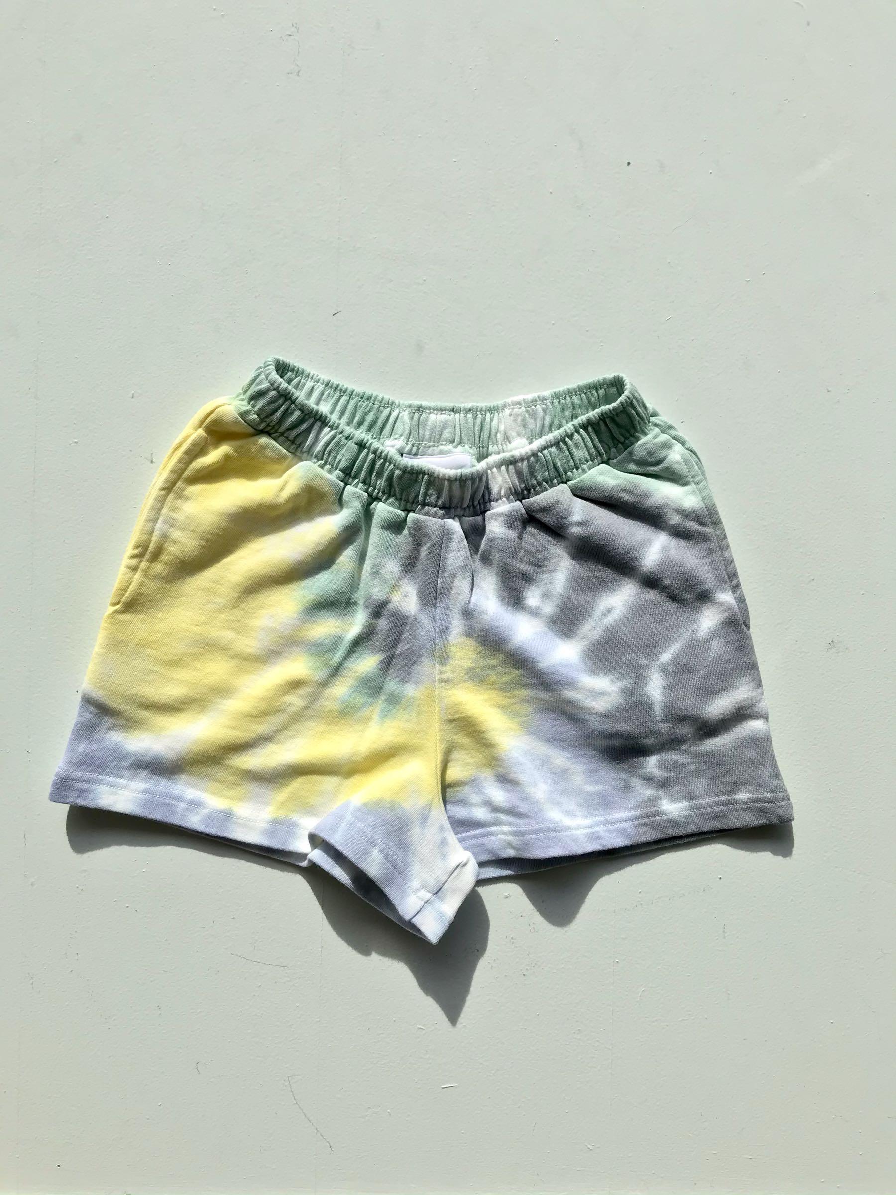 Biten Batic Sweat Shorts