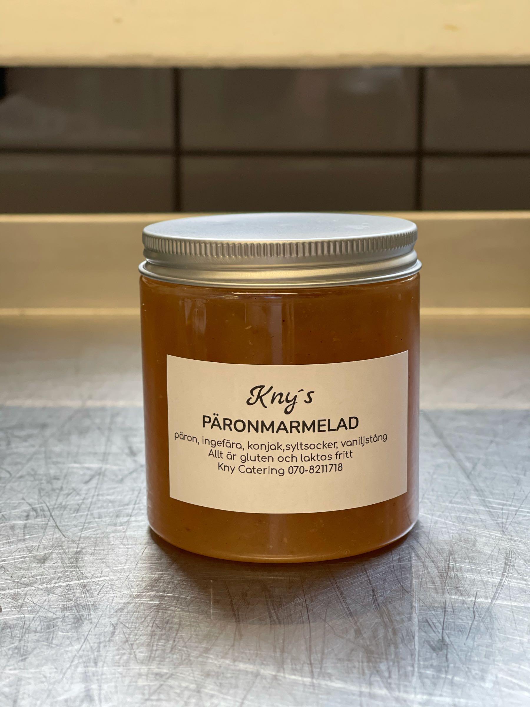 Päron marmelad