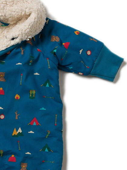 Little Green Radicals - Pack Up The Mountain Snowsuit