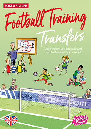 Scribble Down - Football Training