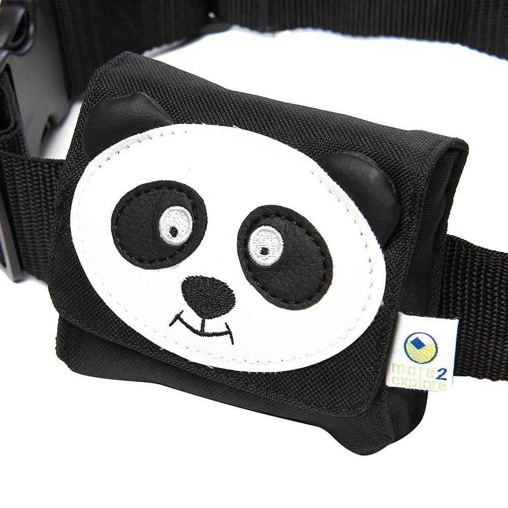 Sale - Adventure belt - Panda