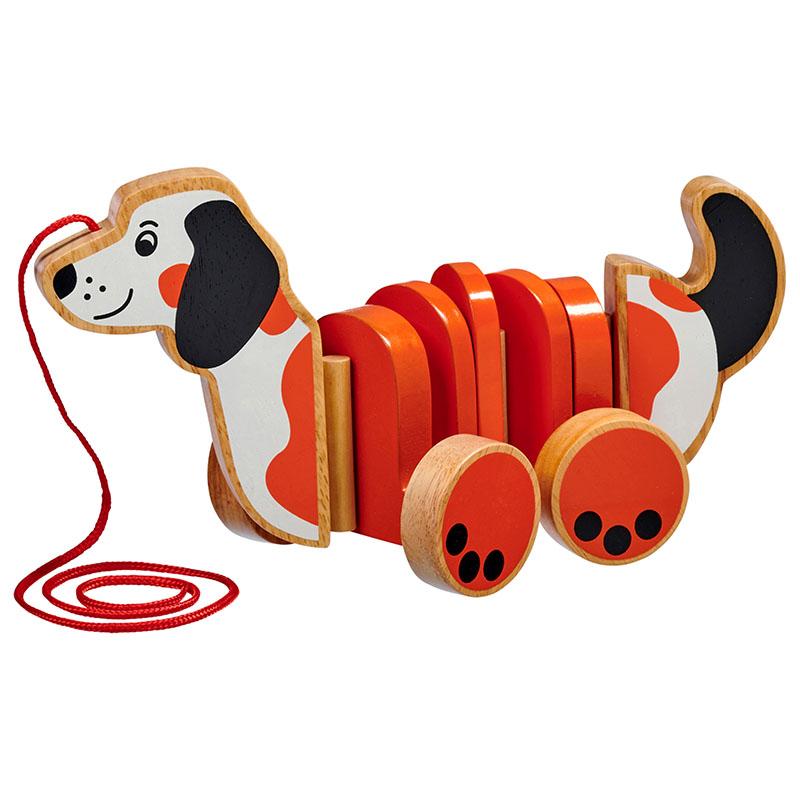 Lanka Kade - Pull along - Dog