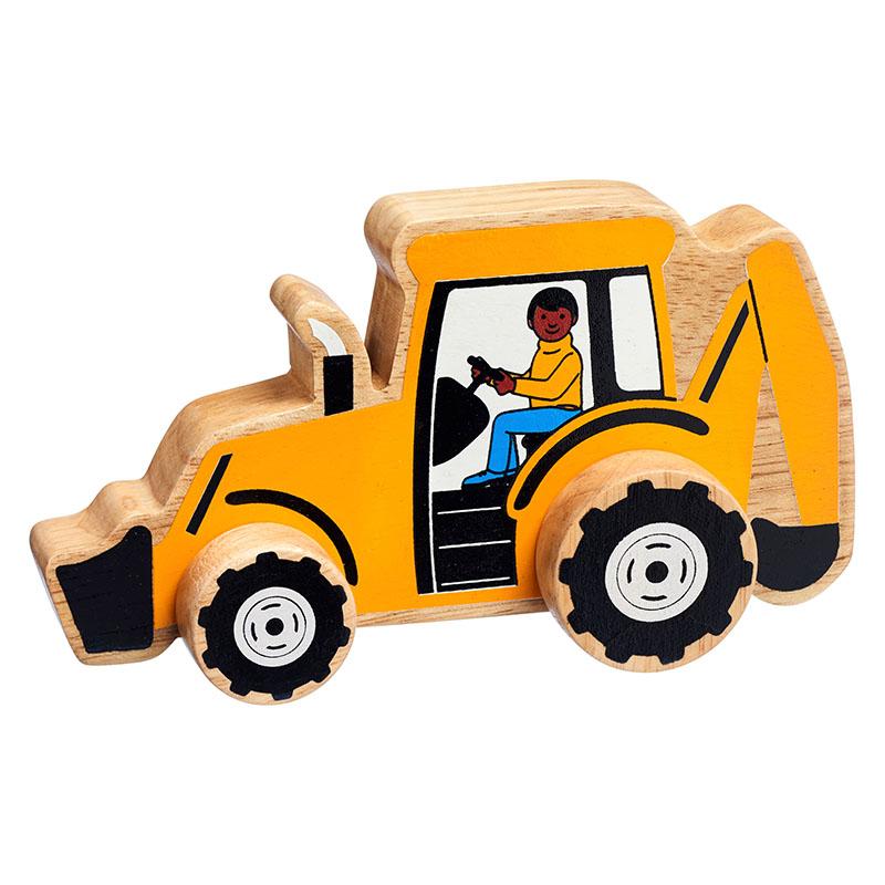 Lanka Kade - Vehicle - Digger