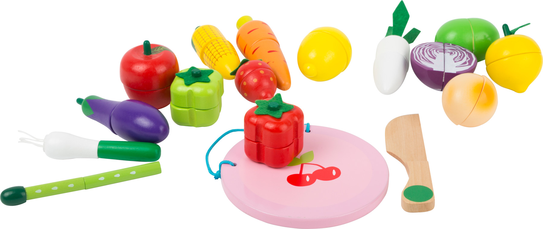 Small foot - Cuttable fruit and vegetable