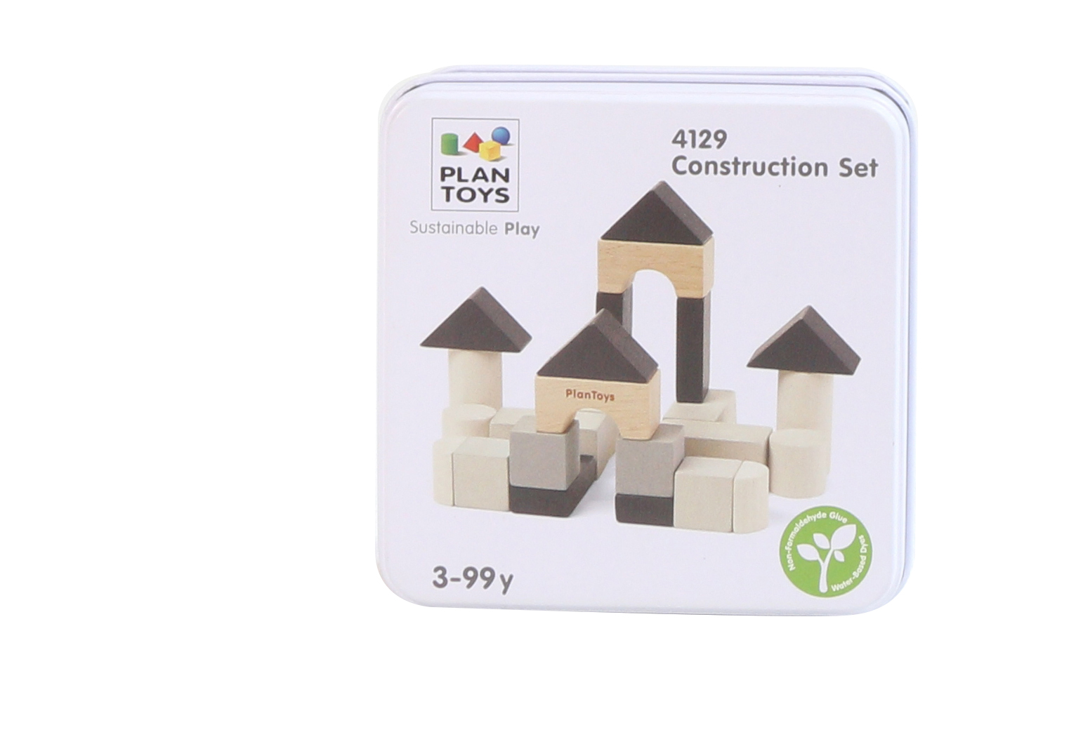 Plan Toys - Construction Set