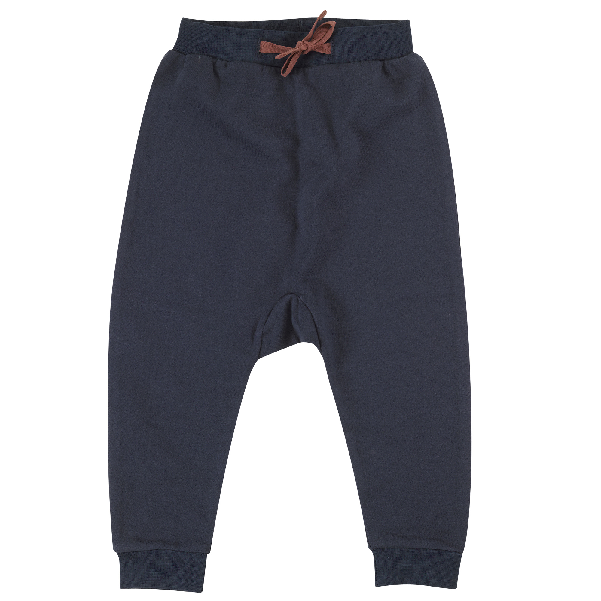 Pigeon - Slouchy joggers, ink blue,