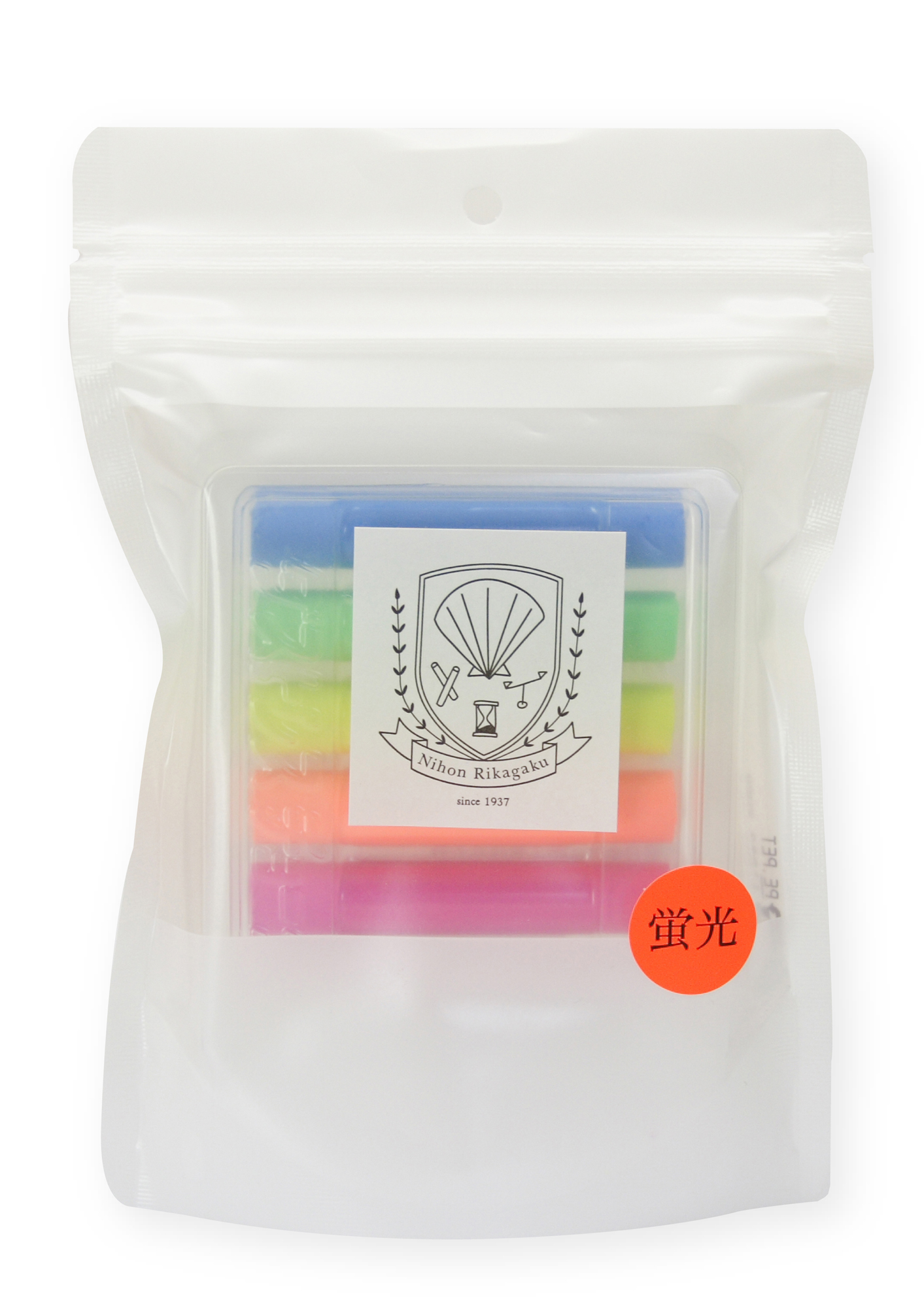 Kitpas - Dustless Chalk - Neon