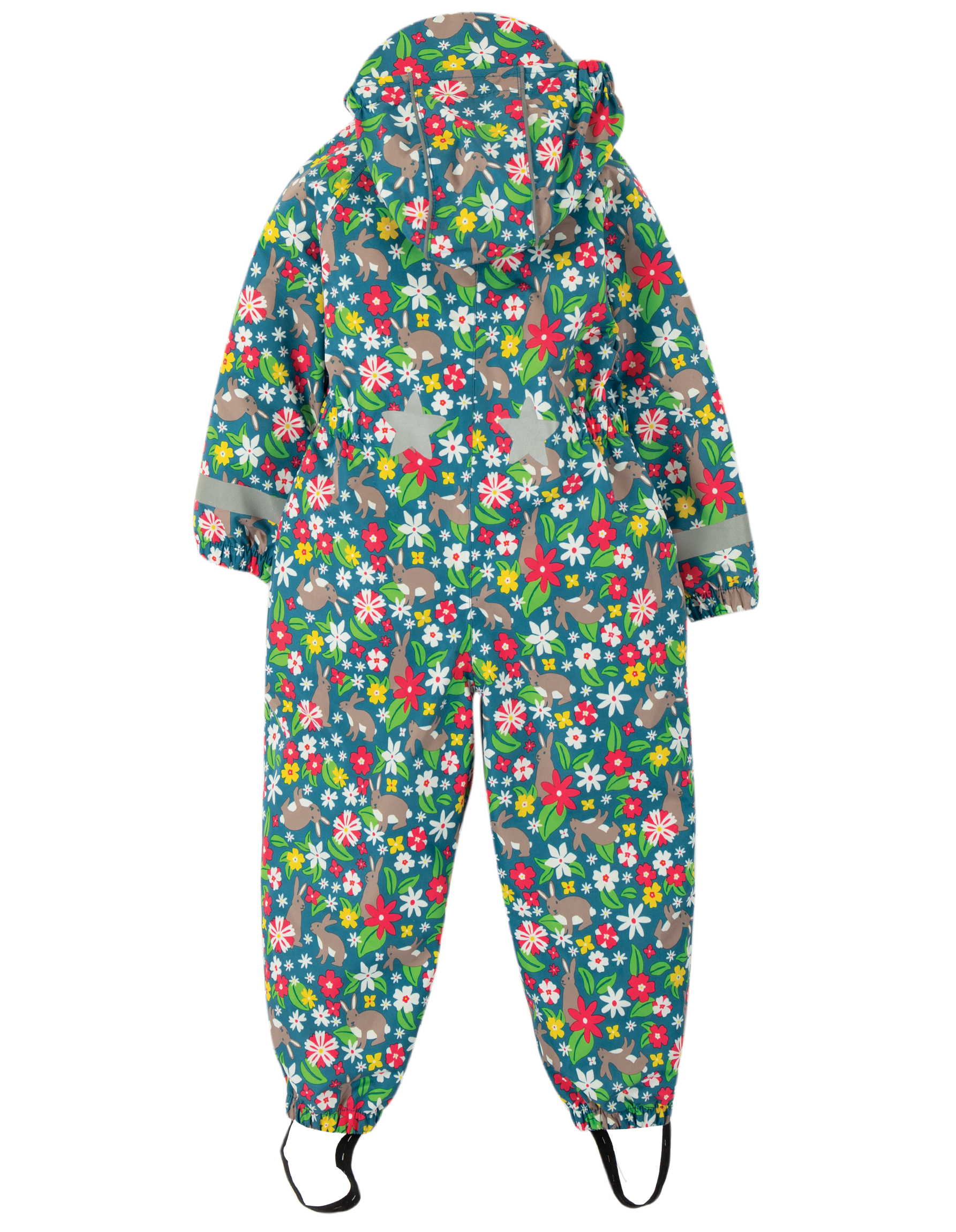 Frugi - Rain or Shine suit - Rabbit Fields