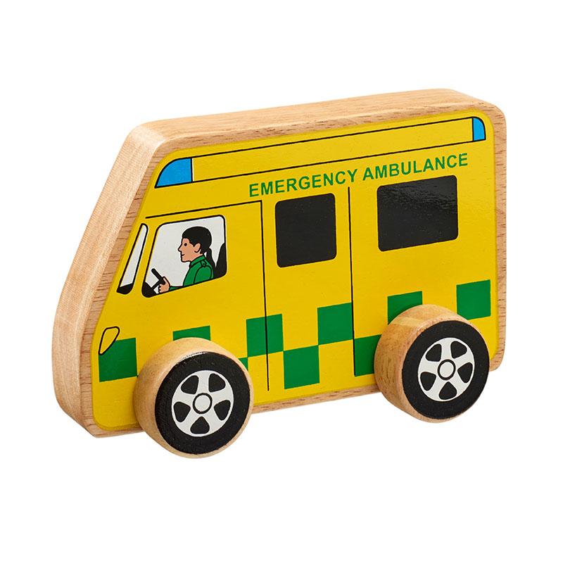 Lanka Kade - Vehicles - Ambulance