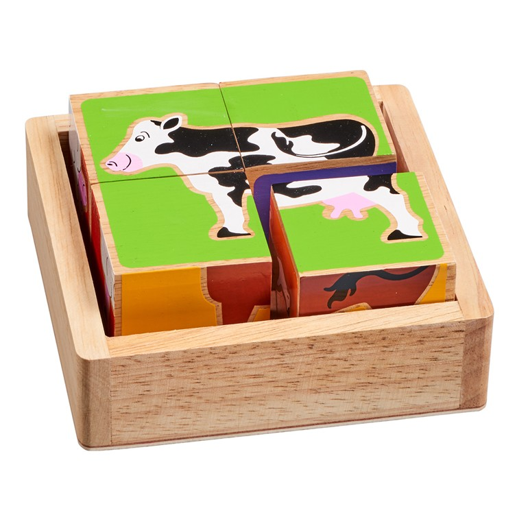 Lanka Kade -  Block puzzle - farm animal