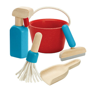 Plan Toys - cleaning set